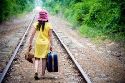 Radość życia, choć niewinna i delikatna, to jednak nie da sobie chodzić po głowie ;)