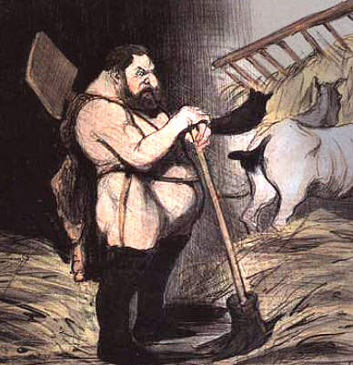 Augias_by_Honore_Daumier
